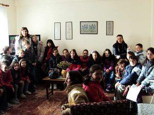 Επίσκεψη στο Τιάλειο Εκκλησιαστικό Γηροκομείο Κοζάνης