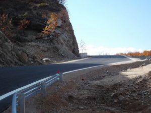 Βελτίωση οδού Μικρόβαλτου - Λιβαδερού