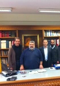 Ευχαριστήρια επιστολή της Ελληνικής Ομοσπονδίας Γούνας