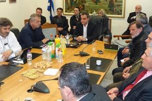 Αποφάσεις της έκτακτης σύσκεψης στην Περιφέρεια Δυτικής Μακεδονίας για το ασφαλιστικό της ΔΕΗ