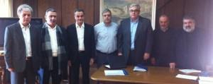 Πρωτοπορία της Περιφέρειας Δυτικής Μακεδονίας στην ηλεκτρονική διακυβέρνηση – Συνάντηση του Περιφερειάρχη στο Υπουργείο Εσωτερικών και Διοικητικής Ανασυγκρότησης