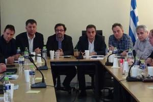 Έκτακτη σύσκεψη για το προσφυγικό στην Περιφέρεια Δυτικής Μακεδονίας