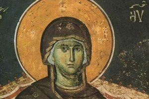 Το πρόσωπο της Θεοτόκου μέσα απο το χρόνο