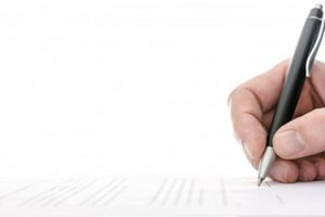 Υπογραφή συμβάσεων