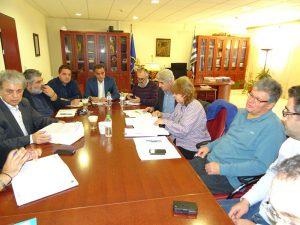 Θ. Καρυπίδης: Να αξιοποιηθούν στο έπακρο οι διαθέσιμοι πόροι για την ανάπτυξη του Μαμάτσειου Νοσοκομείου