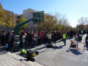 Εντυπωσιακή Άσκηση της Πολιτικής Προστασίας Δυτικής Μακεδονίας – Διάσωση μαθητών με αναπηρία σε εικονικές συνθήκες σεισμού