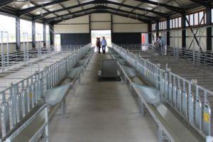 Κτηνοτροφικές εγκαταστάσεις