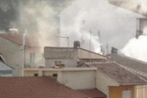ατμοσφαιρική ρύπανση από τις εγκαταστάσεις θέρμανσης