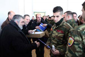 Στοίχημα συνεργασίας και αλληλεγγύης και μεγάλο εγχείρημα η Σχολή Πυροσβεστών δήλωσε ο Περιφερειάρχης Δυτικής Μακεδονίας κατά την υποδοχή των πρώτων 93 ανδρών και γυναικών δόκιμων πυροσβεστών