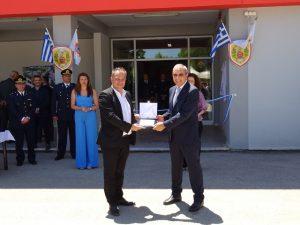 Τα εγκαίνια της Σχολής Πυροσβεστών στην Πτολεμαΐδα – Σημεία της ομιλίας του Περιφερειάρχη Θ. Καρυπίδη