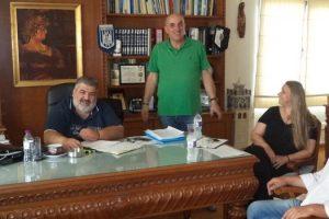 Σύσκεψη στην ΠΕ Κοζάνης για τη λήψη άμεσων μέτρων για την αντιμετώπιση των αυξημένων συγκεντρώσεων αιωρούμενων σωματιδίων στο λεκανοπέδιο Κοζάνης-Πτολεμαΐδας