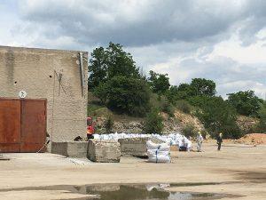Εξυγίανση – Αποκατάσταση Κτιριακών Εγκαταστάσεων και Περιβάλλοντος Χώρου των ΜΑΒΕ - Κατασκευή ΧΥΤΑΜ
