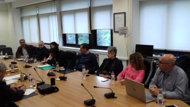 Συνεδρίαση της Ομάδας Συντονισμού για την επιτάχυνση της μετεγκατάστασης Ποντοκώμης 2
