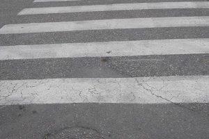 Διαγράμμιση εθνικού οδικού δικτύου ΠΕ Κοζάνης