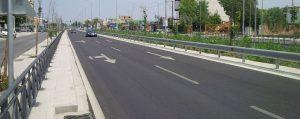 Βελτίωση οδικού δικτύου