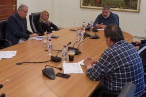 Σύσκεψη για τις εκλογές της 26ης Μαΐου 2019 στην Π.Ε. Κοζάνης