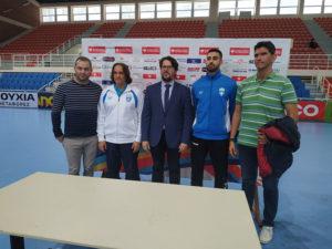 Προκριματικά Παγκοσμίου Πρωταθλήματος Ανδρών 2021: Η Συνέντευξη Τύπου του Ελλάδα - Ισραήλ