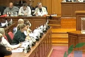 Γρηγόρης Τσιούμαρης Περιφερειακό Συμβούλιο 16-10-2019