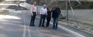 Τα έργα υποδομής και ανάπτυξης του Δήμου Βελβεντού επισκέφτηκε ο Αντιπεριφερειάρχης της Περιφερειακής Ενότητας Κοζάνης Γρηγόρης Τσιούμαρης, με κλιμάκιο των Τεχνικών Υπηρεσιών