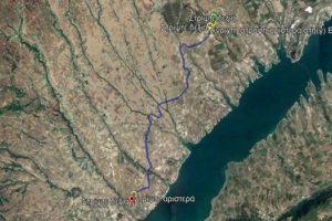 Συντήρηση - βελτίωση Επαρχιακής οδού στο τμήμα Βαθυλάκκου - Καισαρειάς