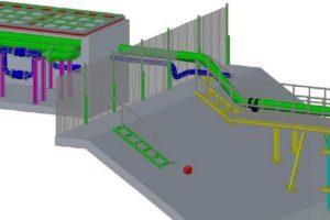Βελτίωση συστήματος ελέγχου στάθμης και παροχής στον αγωγό εκροής φράγματος Μεσοβούνου