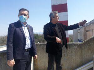 Ταχύτατη εγκατάσταση ανελκόμενου καθίσματος στην αυτόνομη είσοδο της Νεφρολογικής κλινικής του Μποδοσάκειου Νοσοκομείου Πτολεμαΐδας, από την Περιφέρεια Δυτικής Μακεδονίας – Γίνονται ενέργειες για προσθήκη προστατευτικού κελύφους