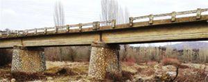 Μελέτη κατασκευής ΝΕΑΣ ΓΕΦΥΡΑΣ ποταμού Μύριχου στην επαρχιακή οδό ΕΡΑΤΥΡΑΣ – ΠΕΛΕΚΑΝΟΥ