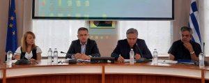 Τα έργα της Π.Ε. Κοζάνης για τον Δήμο Βοΐου παρουσίασε στην Σιάτιστα ο Αντιπεριφερειάρχης κ. Γρηγόρης Τσιούμαρης