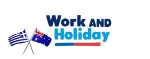 Work and holiday visa Australia - Greece