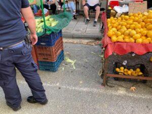 προσωρινή αναστολή λειτουργίας της Λαϊκής Αγοράς Κοζάνης