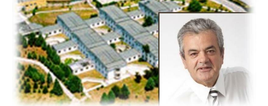 Γρηγόρης Τσιούμαρης - Τροποποίηση και επέκταση Τοπικού Ρυμοτομικού Σχεδίου χώρου Πανεπιστημίου Δ.Μ στα Κοίλα Κοζάνης