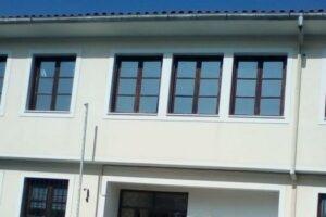 κτήριο του Κτηνιατρικού Εργαστηρίου Κοζάνης (έτους κατασκευής 1989)