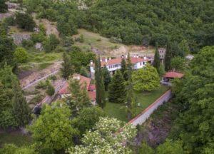 Μοναστήρι της Αγίας Παρασκευής Ναμάτων