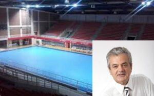 Τσιούμαρης: 45.000,00 € για «Εκσυγχρονισμό Αθλητικών Υποδομών στο Κλειστό Γυμναστήριο Λευκόβρυσης»