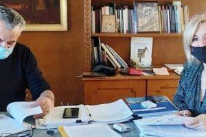 Τσιούμαρης Γρηγόρης: Υπογραφή συμβάσεων του τοπικού προγράμματος CLLD/LEADER της ΑΝΚΟ