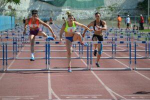 Η Πρωταθλήτρια Ελλάδος στο Έπταθλο Στέλλα Τζικανούλα