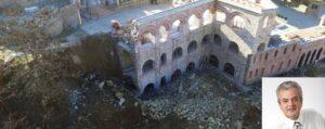 Τσιούμαρης Γρηγόρης: 26.058,31€ για Γεωτεχνική έρευνα στον Ιερό Ναό Αγίου Μηνά Εμπορίου