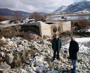 Επίσκεψη σε Κομνηνά – Μεσόβουνο του Αντιπεριφερειάρχη Κοζάνης 3