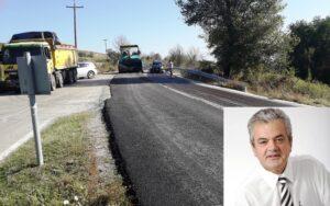 Τσιούμαρης Γρηγόρης: 1.670.000,00 € για την Συντήρηση – Βελτίωση του Επαρχιακού Οδικού δικτύου του Δήμου Κοζάνης