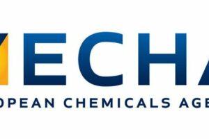 Ευρωπαϊκός Οργανισμός Χημικών Προϊόντων (ECHA) λογότυπο