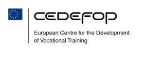 Ευρωπαϊκό Κέντρο Ανάπτυξης Επαγγελματικής Κατάρτισης (CEDEFOP) logo