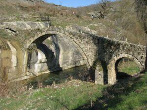 Γεφύρι ΣΒΟΛΙΑΝΗΣ Αγίας Σωτήρας δήμου Βοΐου Π.Ε. Κοζάνης