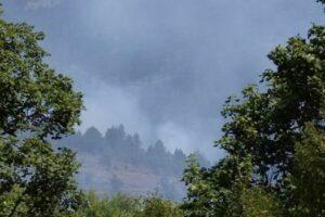 Ενημέρωση για τις Πυρκαγιές στην ΠΕ Κοζάνης 1