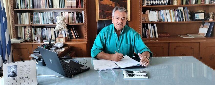 Την διενέργεια ελέγχων για την προέλευση των γεωργικών προϊόντων στις Λαϊκές Αγορές ζητά ο Αντιπεριφερειάρχης Π.Ε. Κοζάνης