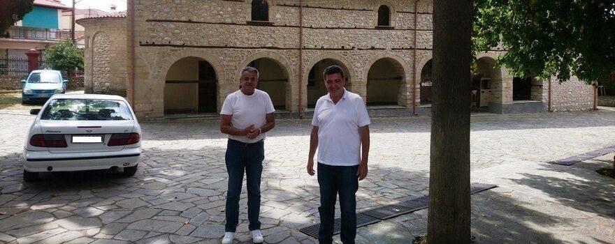 Επίσκεψη του Αντιπεριφερειάρχη Κοζάνης στην Εράτυρα 1
