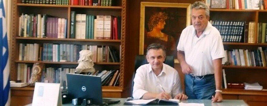 23.122.874€ της Π.Ε. Κοζάνης για το μεγαλύτερο έργο όλων των εποχών στον Πρωτογενή Τομέα
