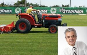 12.400,00€ για την «Προμήθεια γεωργικού ελκυστήρα για την συντήρηση των εγκαταστάσεων του βοηθητικού γηπέδου ρίψεων του ΔΑΚ Πτολεμαΐδας» 1