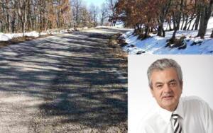 Τσιούμαρης Γρηγόρης: 398.000,00 € για την επαρχιακή οδό Βουχωρίνας – Κορυφής – όρια Ν. Γρεβενών