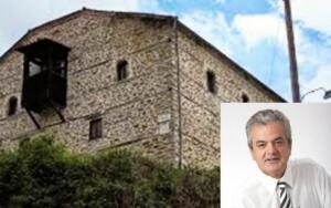 Τσιούμαρης Γρηγόρης: 834.000 € για την αποκατάσταση του Ιερού Ναού Αγίου Νικολάου Βλάστης