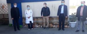 Ταχύτατη εγκατάσταση ανελκόμενου καθίσματος στην αυτόνομη είσοδο της Νεφρολογικής κλινικής του Μποδοσάκειου Νοσοκομείου Πτολεμαΐδας, από την Περιφέρεια Δυτικής Μακεδονίας